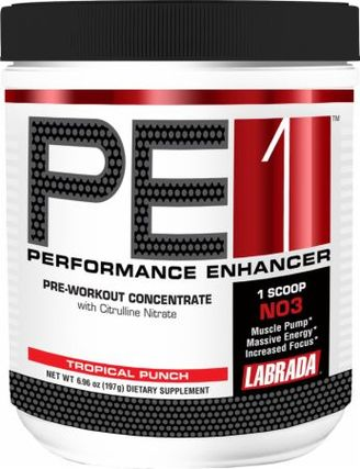 Labrada PE1 PreWorkout Concentrate, 30 Servings