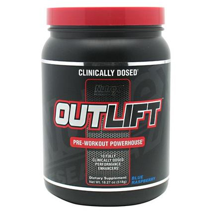 Nutrex OUTLIFT, 20 Servings
