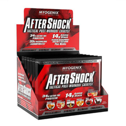 Myogenix After Shock, 6 Servings