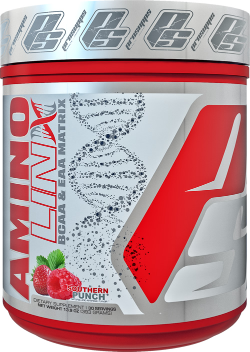 Amino Linx, 30 Servings, Southern Punch Flavor 610708882640
