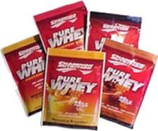 Champion Nutrition Pure Whey Protein Stack Vanilla, 60 Packets