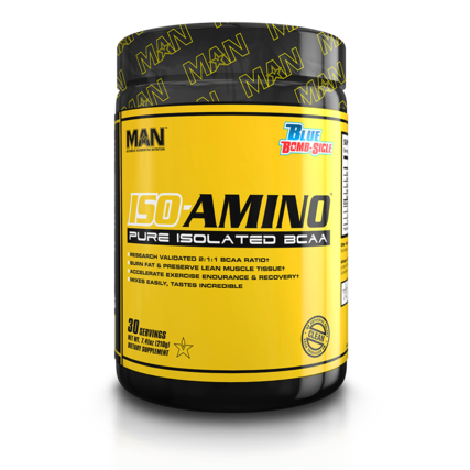 MAN Sports ISO-AMINO, 30 Servings
