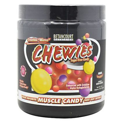 Betancourt Nutrition Creatine Micros Chewies, 21 Servings