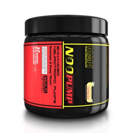 MAN Sports NOOPump, 32 Servings