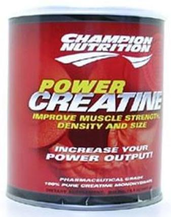 Champion Nutrition Power Creatine, 1000 Grams