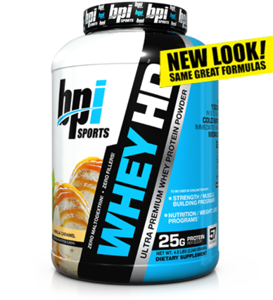 BPI Sports Whey-HD, 5 Pounds