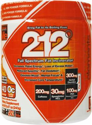 Muscle Elements 212° Powder, 40 Servings