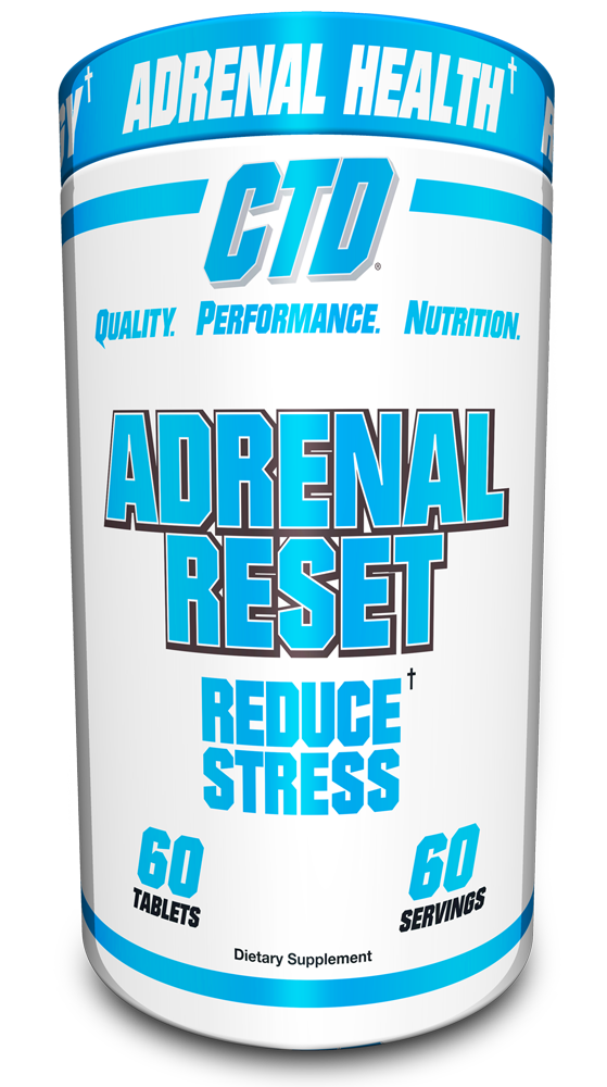 Adrenal Reset, 60 Tablets 094922071569