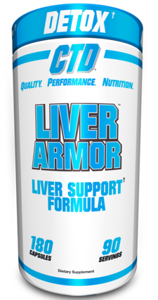 CTD Labs Liver Armor