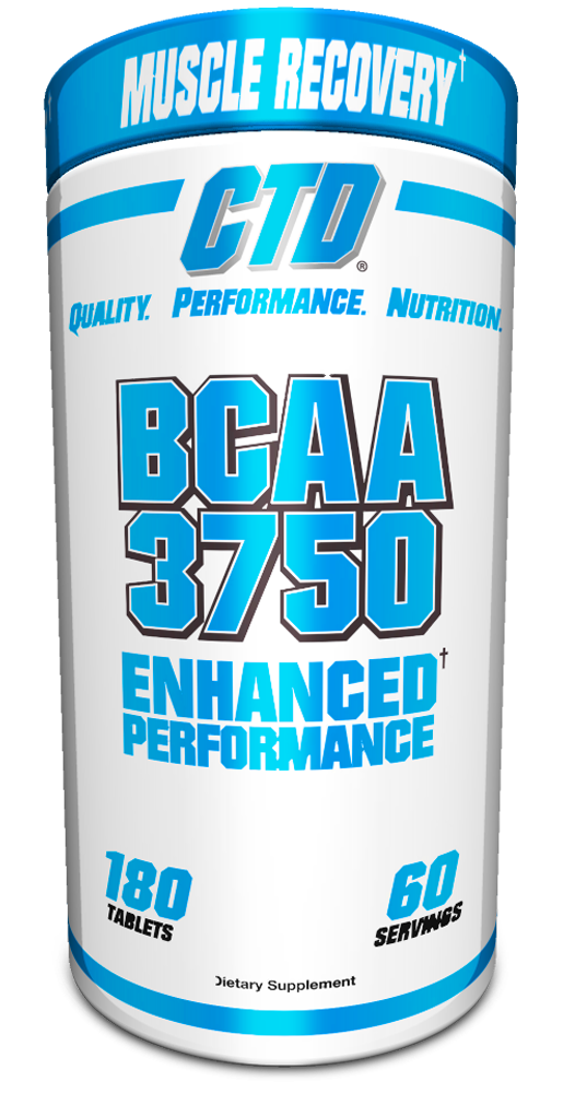 BCAA 3750+NCG, 180 Tablets 094922994233