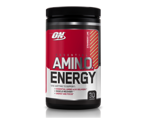AMINO ENERGY, 30 Servings, Strawberry Lime Flavor 748927051698