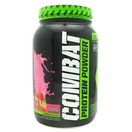 Combat, 2 Pounds, Strawberry Cheescake Flavor 713757859820
