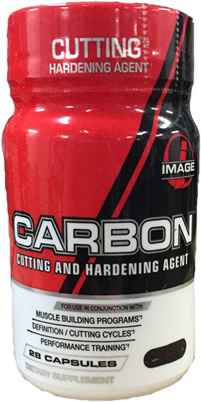 Image Sports CARBON, 28 Capsules