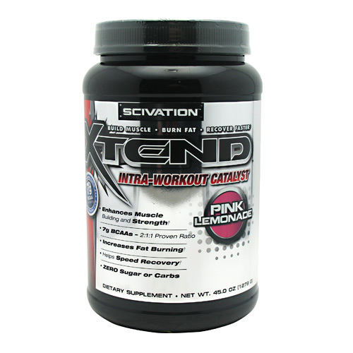 Xtend, 90 Servings, Pink Lemonade Flavor 181030000250