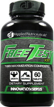 Applied Nutriceuticals FREE TEST XRT, 60 Capsules