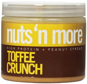 Nuts N' More Peanut Butter, 1 Pound