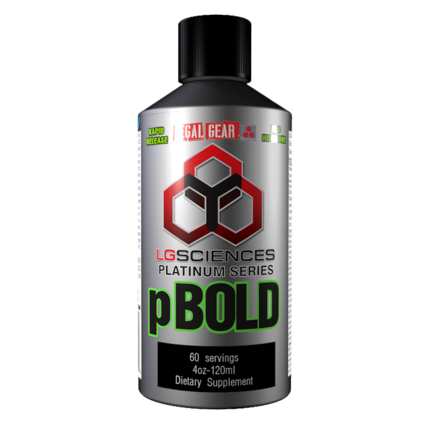 LG Sciences pBOLD, 60 Servings