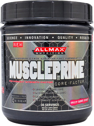 Allmax Nutrition Muscle Prime, 30 Servings