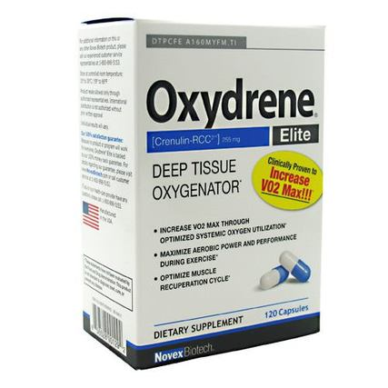 Basic Research Oxydrene, 120 Capsules