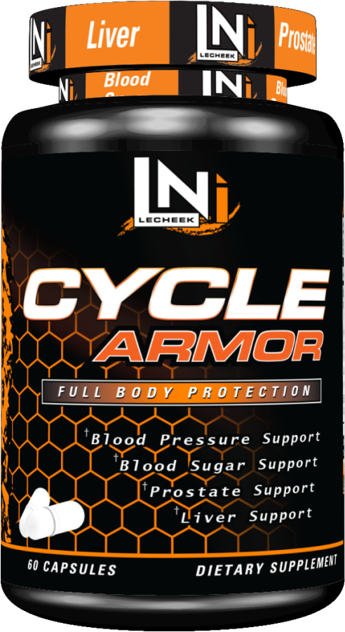 Cycle Armor, 60 Capsules 793573186768