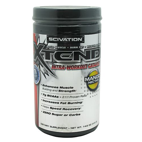 Xtend, 30 Servings, Pineapple Flavor 812135020675
