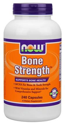 NOW Foods Bone Strength, 240 Capsules