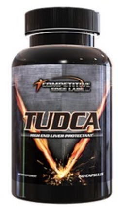Competitive Edge Labs TUDCA, 60 Capsules