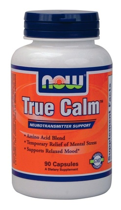 NOW Foods True Calm, 90 Capsules