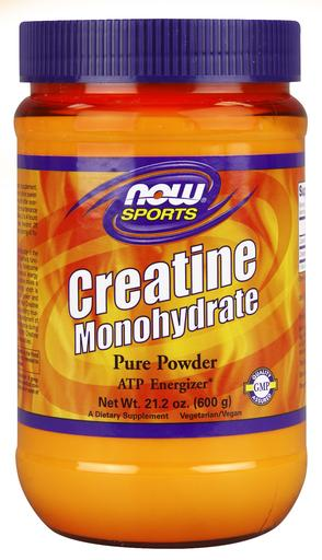 Creatine Monohydrate, 600 Grams 733739020314