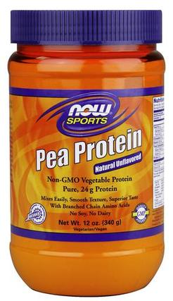 NOW Foods Pea Protein, 12 Ounces