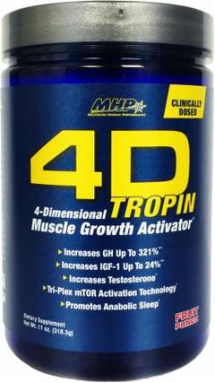MHP 4D TROPIN, 30 Servings