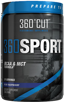 360CUT 360 SPORT, 31 Servings