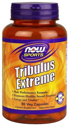 NOW Foods Tribulus Extreme, 90 Capsules