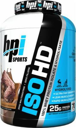 BPI Sports ISO-HD, 5 Pounds