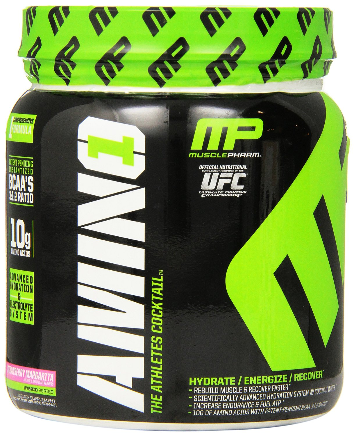 Amino 1, 32 Servings, Strawberry Margarita Flavor 713757860222