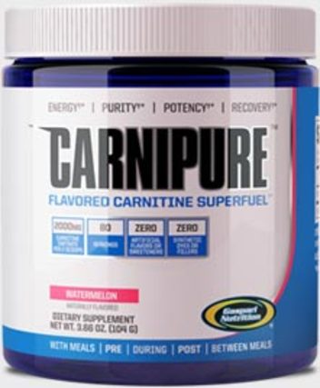 Gaspari Nutrition Carnipure, 4 Ounces