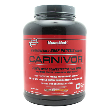 Muscle Meds Carnivor, 4.4 Pounds