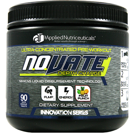 Applied Nutriceuticals N.O.VATE, 90 Chewables