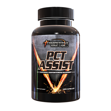 PCT Assist - Ideal for PCT, 120 Capsules 891192002060