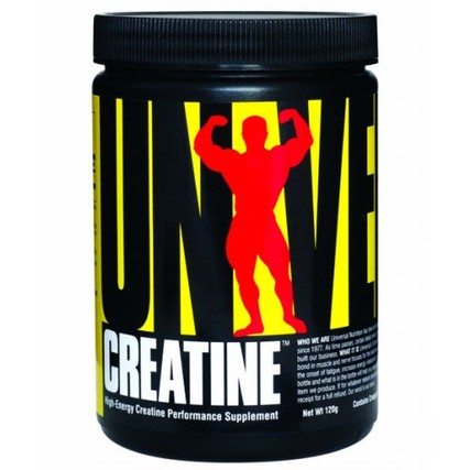 Universal Nutrition Creatine Powder, 120 Grams