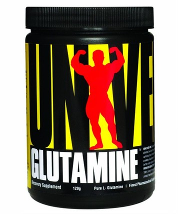 Universal Nutrition Glutamine Powder, 120 Grams