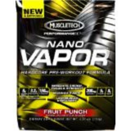 Muscletech Performance Series Nano Vapor, 10 Servings