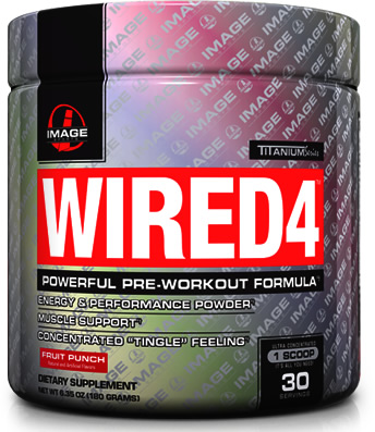 Wired 4, 30 Servings