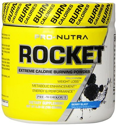 Pro Nutra ROCKET, 30 Servings