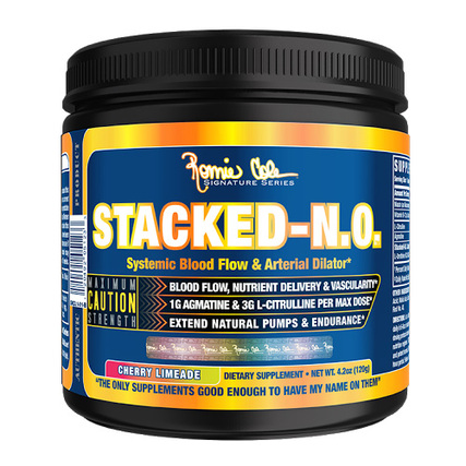 Ronnie Coleman Series Stacked NO, 30 Servings