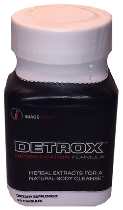 Image Sports DETROX, 20 Capsules