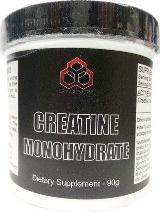 LG Sciences Creatine Monohydrate, 90 Grams