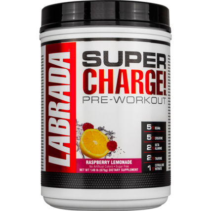 Labrada Super Charge 5.0, 25 Servings