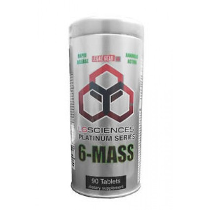 LG Sciences 6-MASS, 90 Tablets