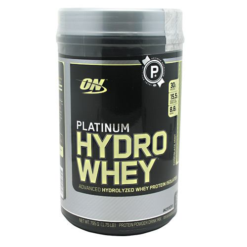 Platinum Hydrowhey, 1.75 Pounds, Chocolate Mint Flavor 748927051346